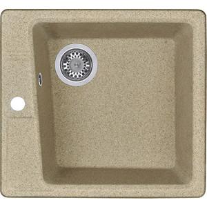Кухонная мойка Акватон Парма песочный (1A713032PM220) кухонная мойка aquaton 1a713032pm050 парма серый
