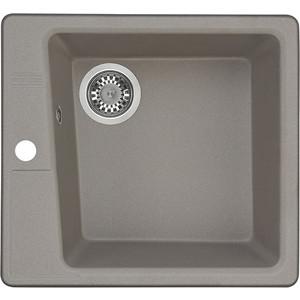 Кухонная мойка Акватон Парма серый шелк (1A713032PM250) стоимость