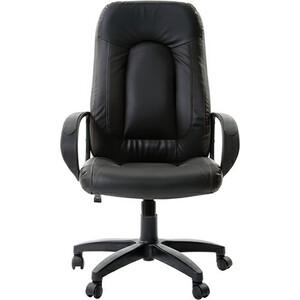 Кресло офисное Brabix Strike EX-525 экокожа черная, 531382