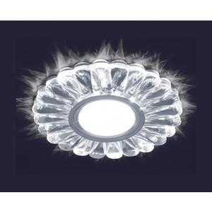 Светодиодный точечный светильник Estares ES-902/GX53-125-4W/NW-CLEAR/CLEAR-220-IP20 цена