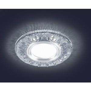 Светодиодный точечный светильник Estares ES-903/GX53-125-4W/NW-CLEAR/CLEAR-220-IP20