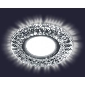 Светодиодный точечный светильник Estares ES-906/MR16-98-2,5W/NW-CLEAR/CLEAR-220-IP20 светодиодный точечный светильник estares es 901 gx53 125 4w nw clear clear 220 ip20