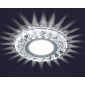 Светодиодный точечный светильник Estares ES-907/MR16-98-2,5W/NW-CLEAR/CLEAR-220-IP20 светодиодный точечный светильник estares es 901 gx53 125 4w nw clear clear 220 ip20