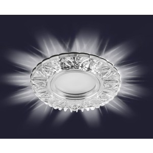 Светодиодный точечный светильник Estares ES-908/MR16-98-2,5W/NW-CLEAR/CLEAR-220-IP20