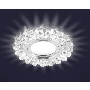 Светодиодный точечный светильник Estares ES-909/MR16-98-2,5W/NW-CLEAR/CLEAR-220-IP20