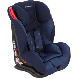 купить Автокресло Capella 9-36 кг, группа 1-2-3, Blue синий меланж GL000730577 недорого