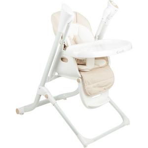 стульчик для кормления capella s 207 зеленый Стульчик для кормления Capella 2в1 бежевый GL000761128