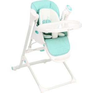стульчик для кормления capella s 207 зеленый Стульчик для кормления Capella 2в1, зеленый GL000761131