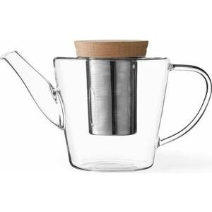 Фото - Заварочный чайник 1.2 л с ситечком Viva Infusion (V74900) заварочный чайник 1 2 л vitesse vs 4006