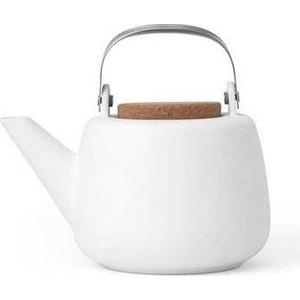 Заварочный чайник 1.2 л с ситечком Viva Nicola (V36102)