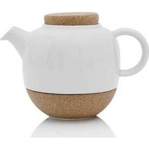 Заварочный чайник 0.8 л с ситечком Viva Lauren (V77702)