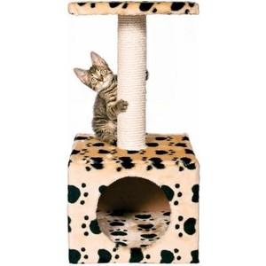 Когтеточка TRIXIE Zamora дом с площадкой рисунком для кошек 61см (43354)