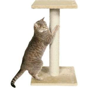Когтеточка TRIXIE Espejo столбик на подставке с площадкой для кошек 75см (43341)