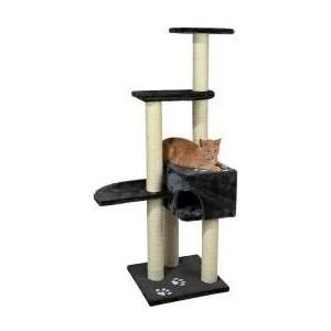 Когтеточка TRIXIE Комплекс Аликанте с домиком для кошек 152см (43867)