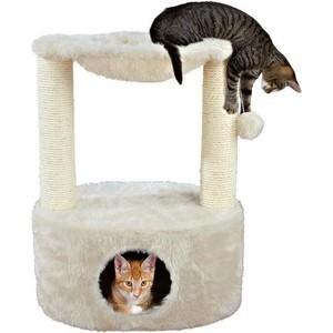 Когтеточка TRIXIE Grande домик с площадкой для кошек 70см (44542) домик когтеточка меридиан круглый с площадкой и полкой цвет светло коричневый бежевый 55 х 50 х 147 см