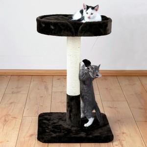 Когтеточка TRIXIE Raul столбик с площадкой для кошек 72см (44809)