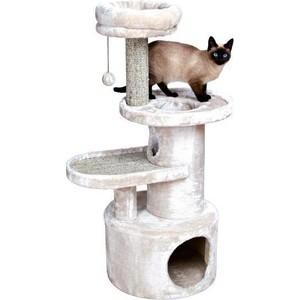 Купить Когтеточка TRIXIE Alessio домик с площадками для кошек 111см (44435)