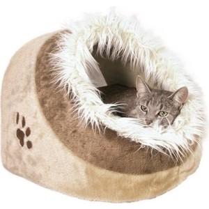 купить Лежанка-домик TRIXIE Minou для кошек 41*30*50см (36282) по цене 2717.42 рублей