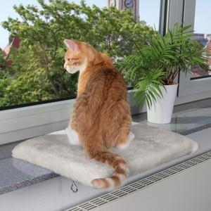 Лежанка TRIXIE на подоконник для кошек 51х36см (4328) матрас подушка на подоконник daily home