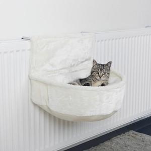 Лежанка TRIXIE подвесная на радиатор для кошек 45х13х33см (43140)