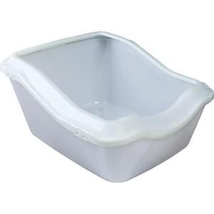 Туалет TRIXIE с бортиком для кошек 45х29х54см (40371)