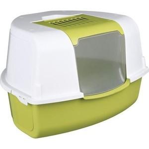 Био-туалет TRIXIE Tadeo Open Top угловой для кошек 58*38*50/50см (40358)