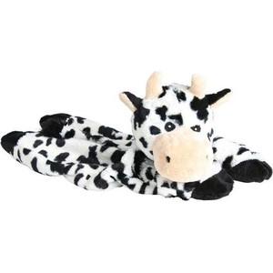 Игрушка TRIXIE Корова 48см с пищалкой для собак (36002) игрушка грелка тёплые объятия корова