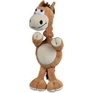 Фото - Игрушка TRIXIE Лошадь 30см для собак (35967) trixie стойка с мисками trixie для собак 2х1 8 л
