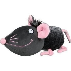 Игрушка TRIXIE Мышь 33см с пищалкой и шуршащей пленкой для собак (35793)