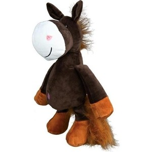 Игрушка TRIXIE Лошадка 32см для собак (34830)