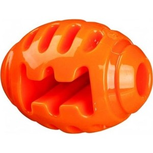 Игрушка TRIXIE Мяч регби Soft & Strong TPR 10см для собак (33515)