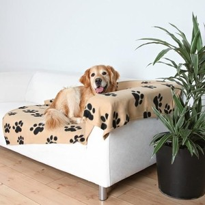 Подстилка-плед TRIXIE Barney для собак 150х100см (37181) trixie подстилка trixie для собак автомобильная 1 45х1 60 м черная