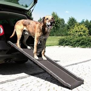 Пандус TRIXIE для а/м багажника 1,56м для собак весом до 90кг (3939) цена