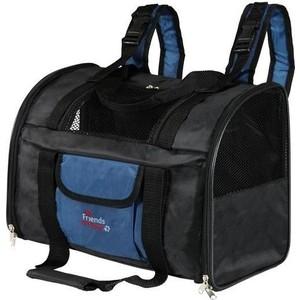 Сумка-рюкзак TRIXIE для кошек и собак до 8кг 42*29*21см (2882) полка itechmount dvd 3 до 8кг black