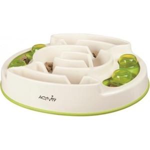 купить Игрушка TRIXIE Activity Slide&Feed развивающая 30x27 см для кошек и собак (32036) по цене 818.81 рублей