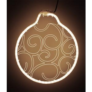 Светодиодная фигура Light Шар модель №3, 220V, теплый белый light светодиодная фигура шар для системы legoled 24 белая d 0 3