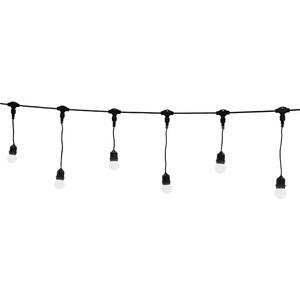 Light Комплект гирлянд Unibelt Cafe 10 (10 метров, 40 патронов, черный пр.)