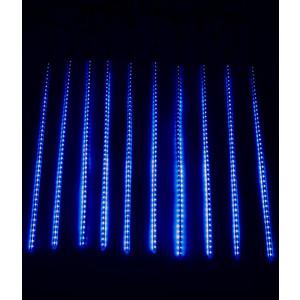 Light Комплект Тающие сосульки 24V, 10х0.8 м, 840 Led., синий light комплект тающие сосульки 24v 5х0 3м 160 led синий