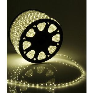 Light Дюралайт круглый 13мм 24V, к.р. направленный, тепл. белый