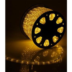 Light Дюралайт круглый 13мм 24V, к.р. направленный, желтый