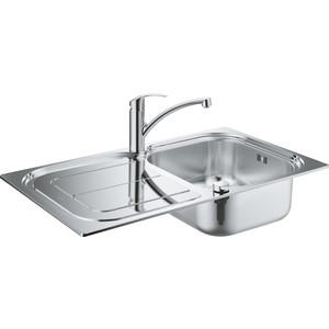 Фото - Комплект кухонной мойки Grohe K300 Sink Bundle 45-S со смесителем Eurosmart (31565SD0) readtrepreneur publishing summary bundle discipline