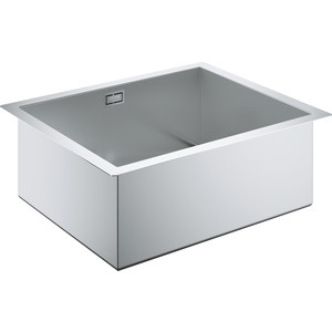Кухонная мойка Grohe K700 Cube Sink (31579SD0) kinfire k700 7 led 3500lm 5 mode white flashlight black 3 x 18650 26650