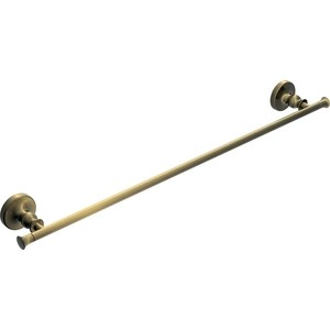 Полотенцедержатель Rush Crete 60 см, светлая бронза (CR35531) держатель для полотенец rush crete cr35531 бронза