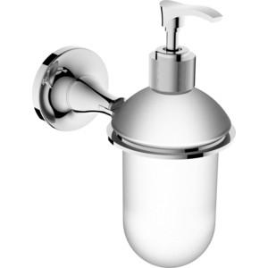 Дозатор для жидкого мыла Rush Corsica 300 мл, хром (CO42810)