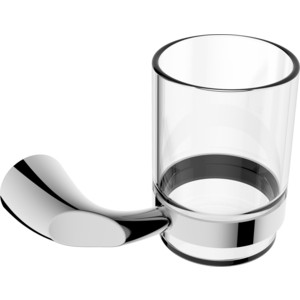 Стакан для ванны Rush Devon хром (DE75310)