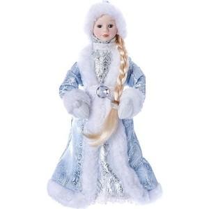 Снегурочка под ёлку Snowmen 30см, голубая шуба