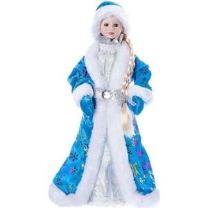 Снегурочка под ёлку Snowmen 36см, голубая шуба