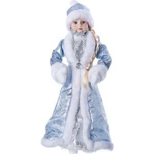 Снегурочка под ёлку Snowmen 46см, голубая шуба