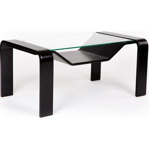 Стол журнальный Мебелик Гурон 1 венге цена