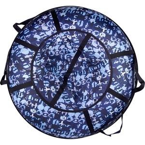 Тюбинг CК СК Люкс Pro Синий камуфляж 92 2700961435405